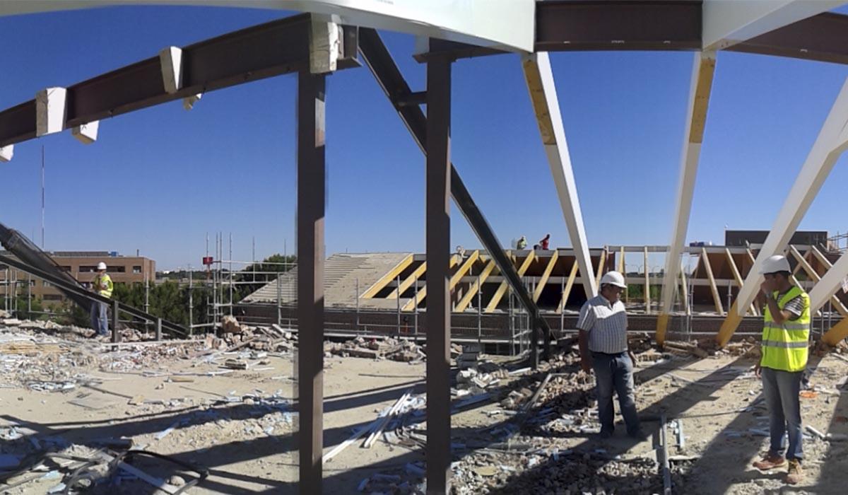 demolicion-cubierta-edificio-para cambio-uso-aumento-altura