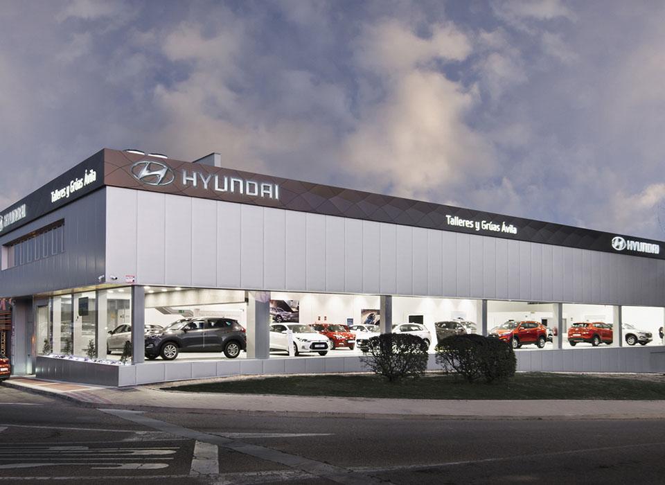 reforma-y-adecuacion-concesionario-Hyundai-Gruas-Avila-Valladolid-Portada