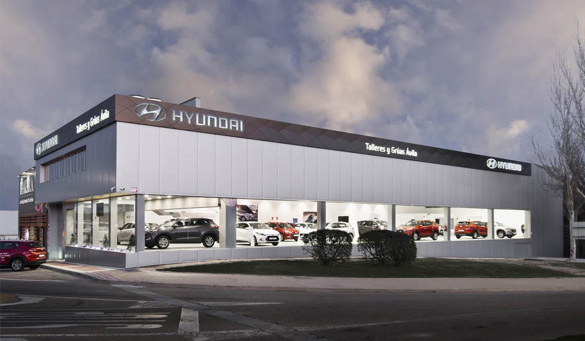 reforma-y-adecuacion-concesionario-Hyundai-Gruas-Avila-Valladolid