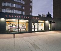 Fachada adecuacion local comercial Carniceria Tito