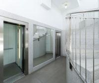 Mejora accesibilidad ascensor Paseo Renacimiento Valladolid tras obra
