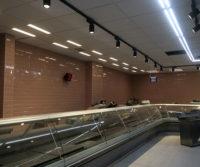 Reforma carniceria charcuteria tienda supermercado